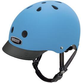 Nutcase Street Helmet Kids, bay blue matte